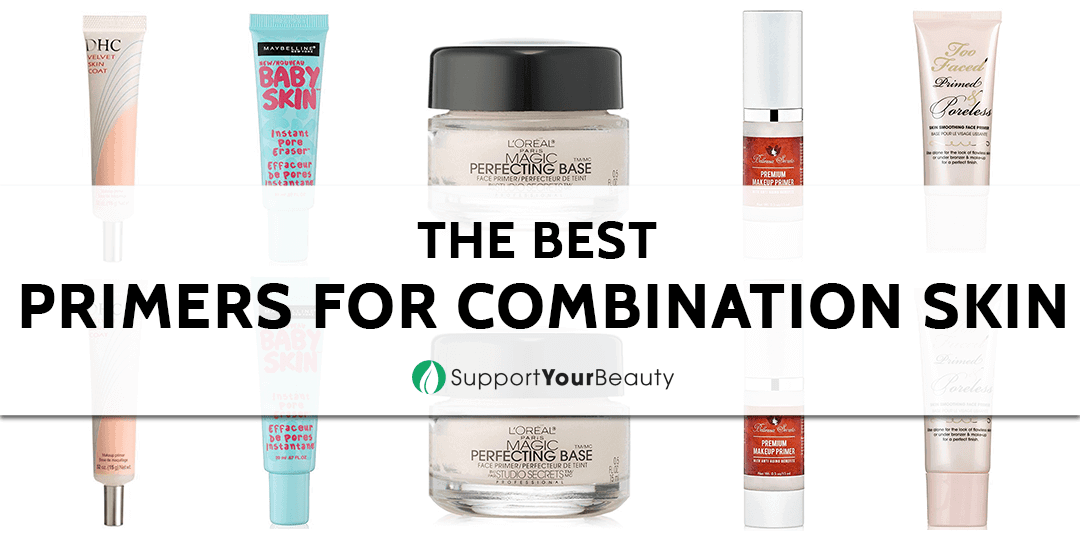 The Best Primers For Combination Skin