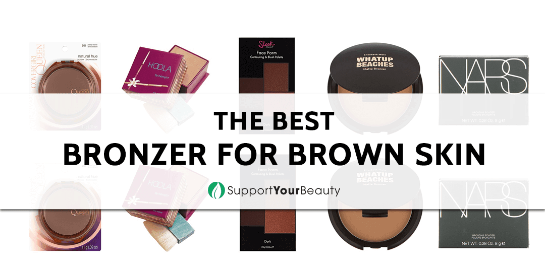 The Best Bronzer For Brown Skin