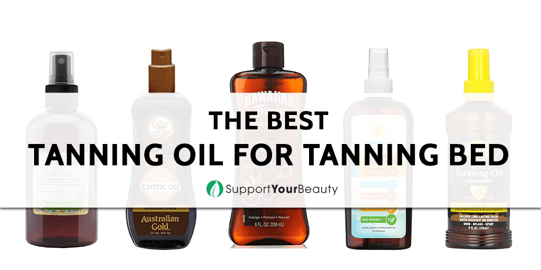 The Best Tanning Oil for Tanning Bed